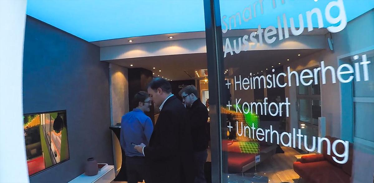 SmartHome Ausstellung
