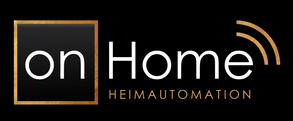 on-Home Heimautomation Logo schwarz